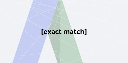 Exact Match Keyword Option