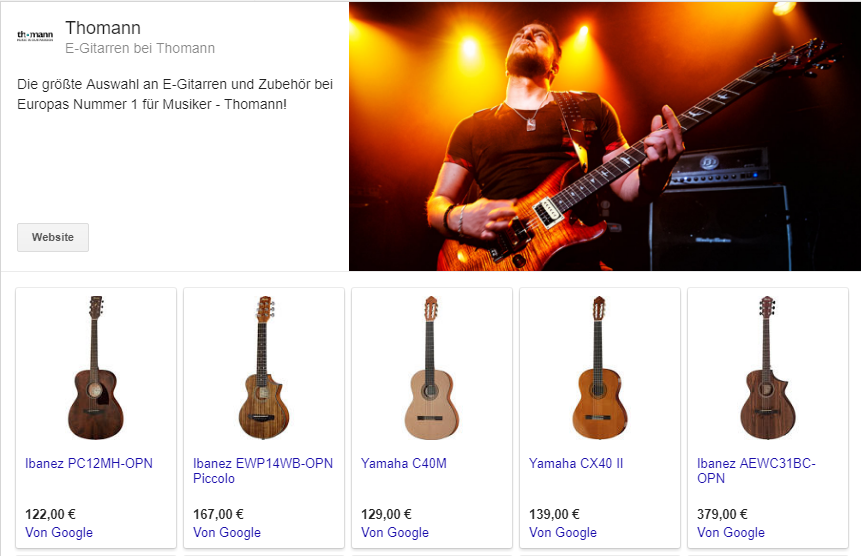 Google AdWords Alpha: Showcase Ads Remarketing