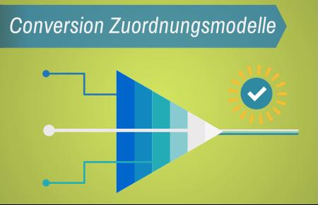 AdWords Conversion Zuordnungsmodelle