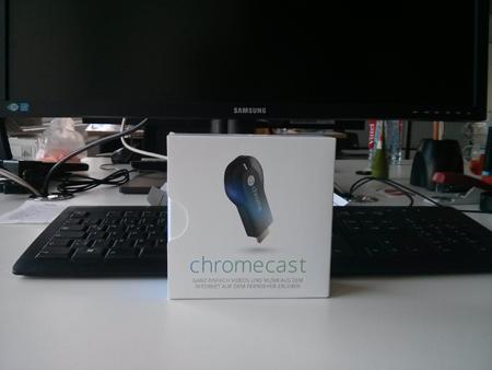Google Chromecast bei adseed