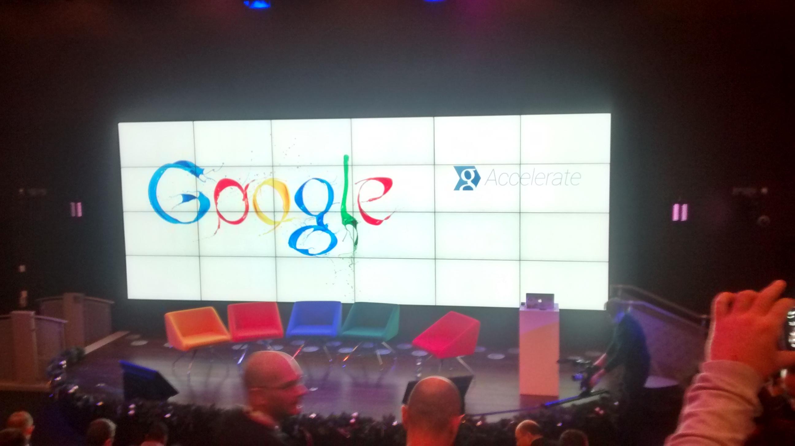Google Partners Accelerate
