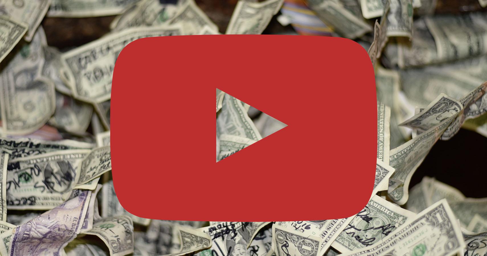 Youtube Monetarisierung