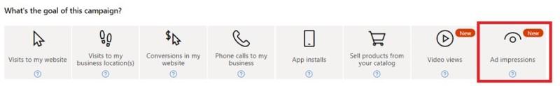 CPM bei Microsoft Adervertising