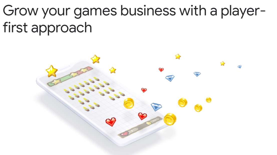 Google Grow your games business