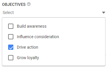 Google Market Explorer - Objectives