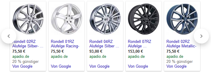 Google Shopping Promotion Extension