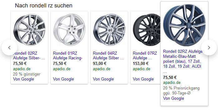 Google Shopping Price Drop Annotations