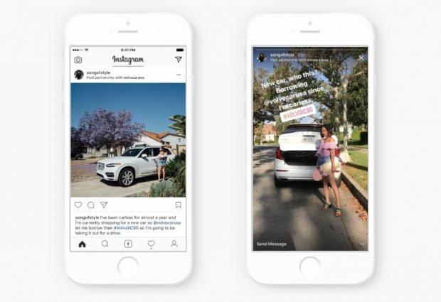 Instagram Werbung Kennzeichnung