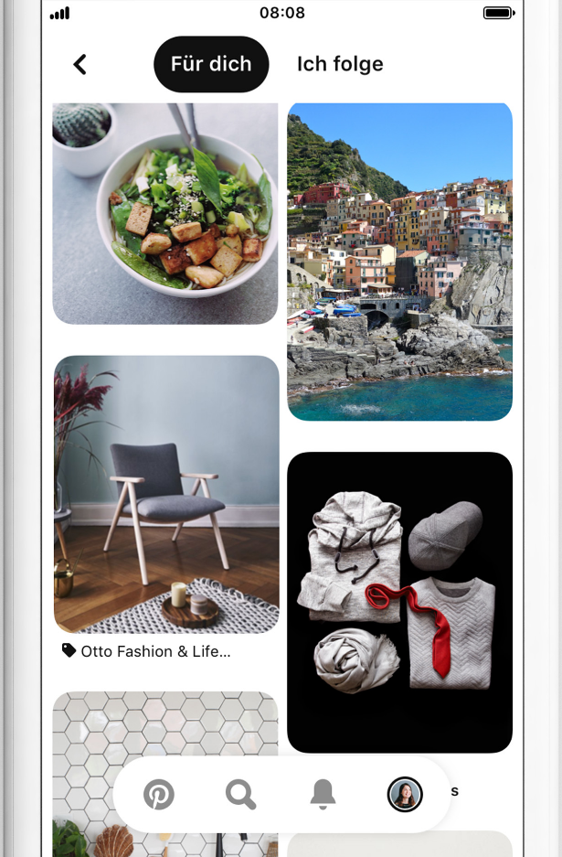 Pinterest Shop the Look Ads