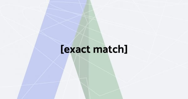 adseed Blog - Keyword Option exact match
