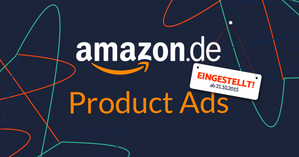 adseed - Amazon Product Ads eingestellt
