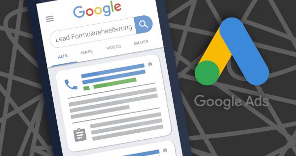 adseed - Google Ads Lead-Formularerweiterung
