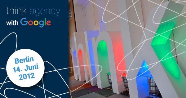 adseed - Google ThinkAgency 2012