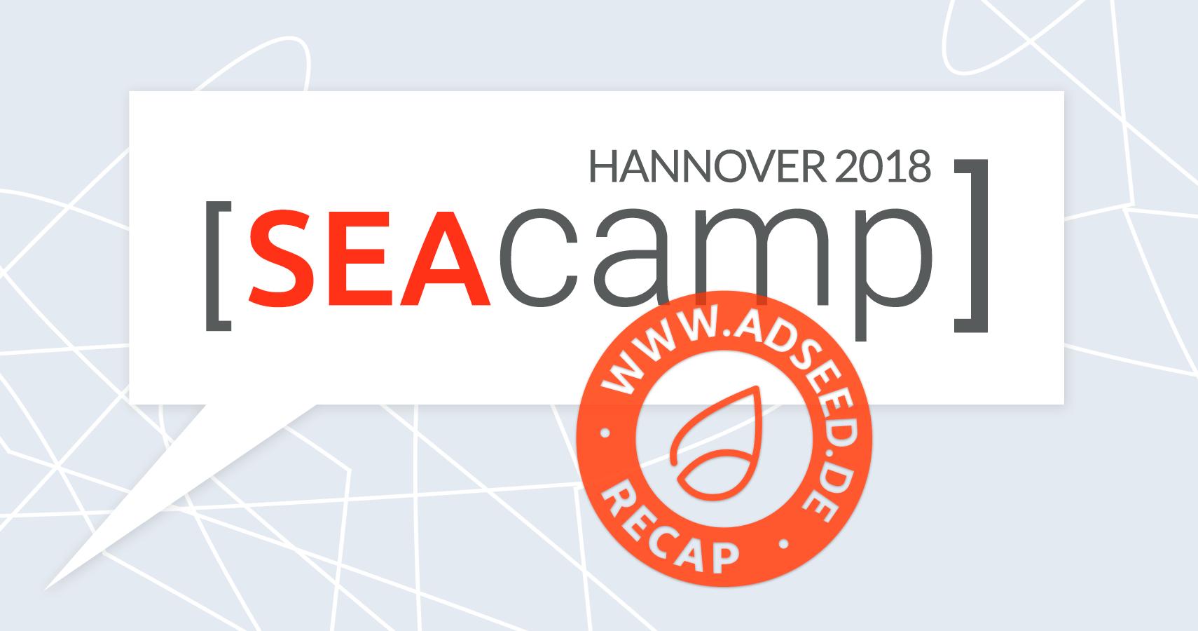 SEAcamp Hannover 2018 – Recap