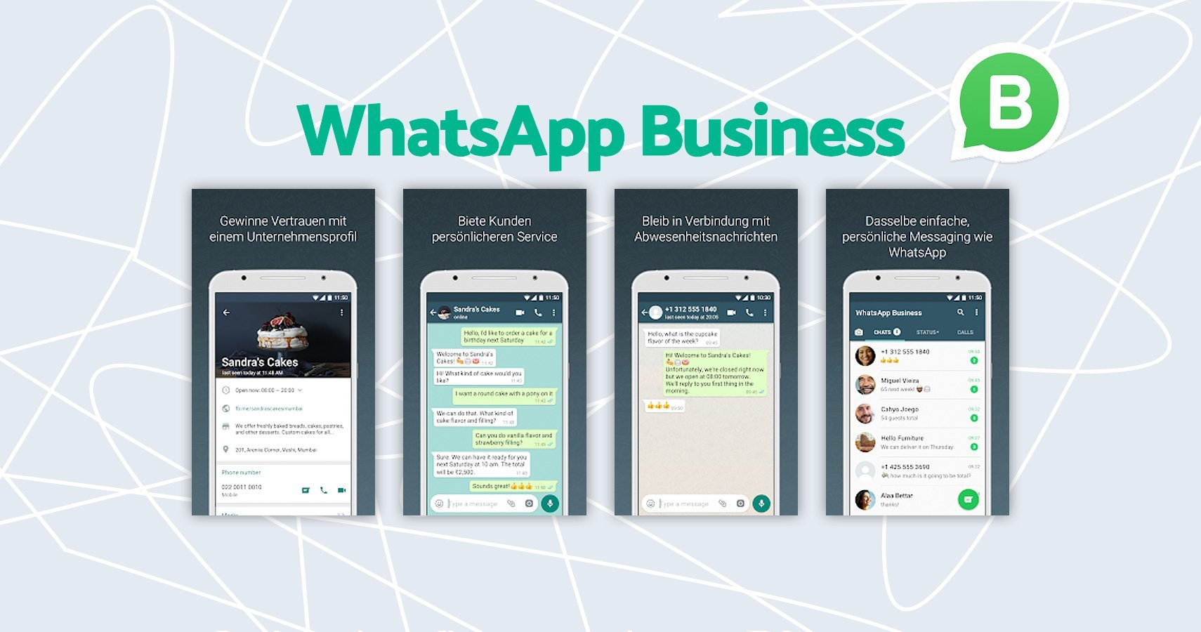 adseed - Whats App Business