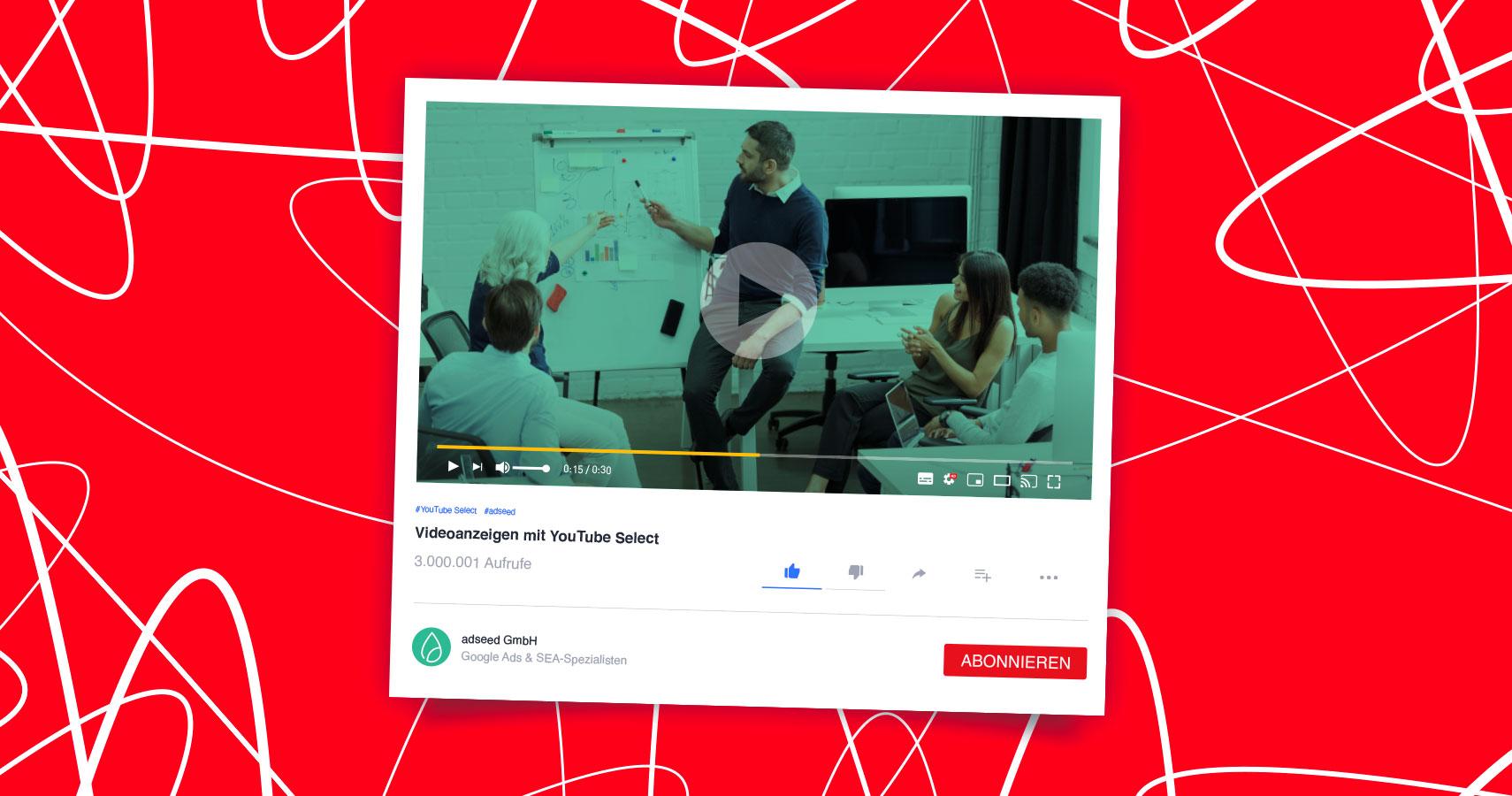 adseed - YouTube Select