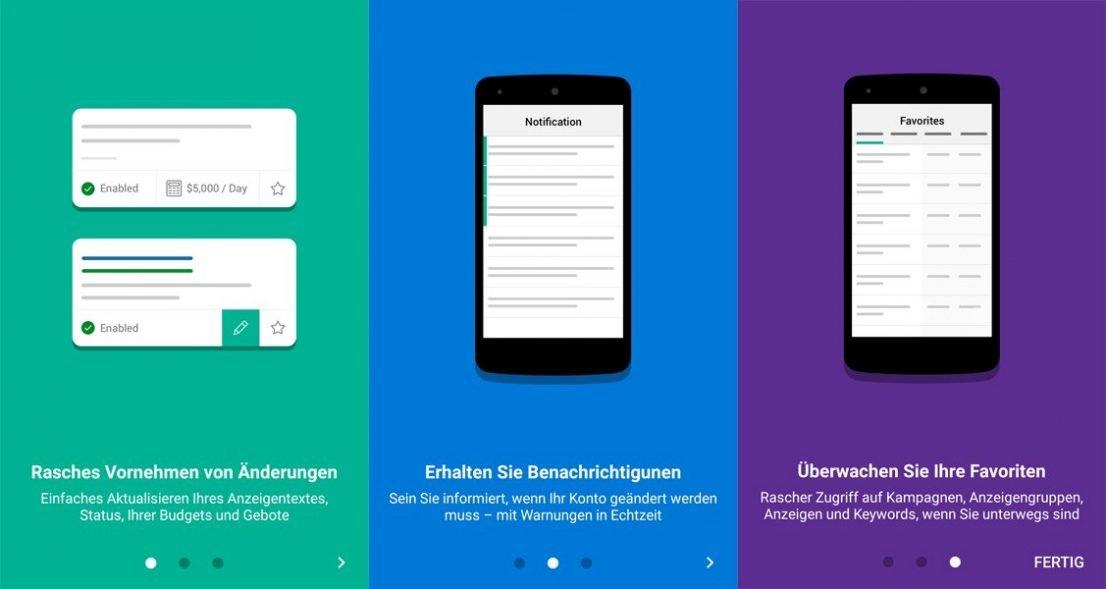 adseed - Bing App Dienste