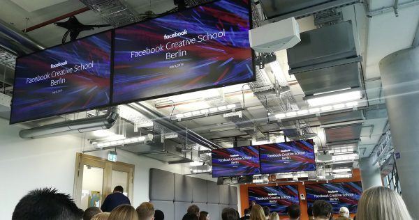 Facebook Creative School Berlin