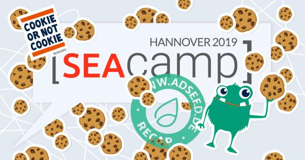 adseed - SEAcamp Hannover 2019 Recap