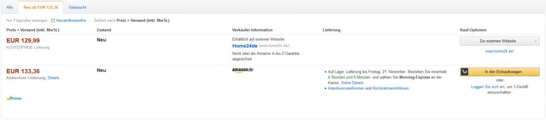Amazon_Angebotsliste