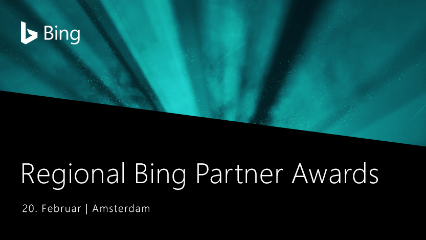 Regional Bing Partner Awards 2019