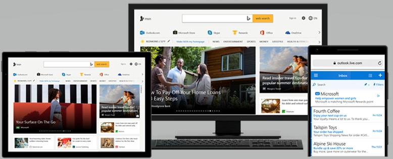 Microsoft Advertising Audience Network im Überblick
