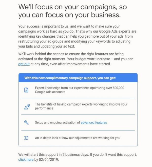 google-ads-campaign-management-automation-notification
