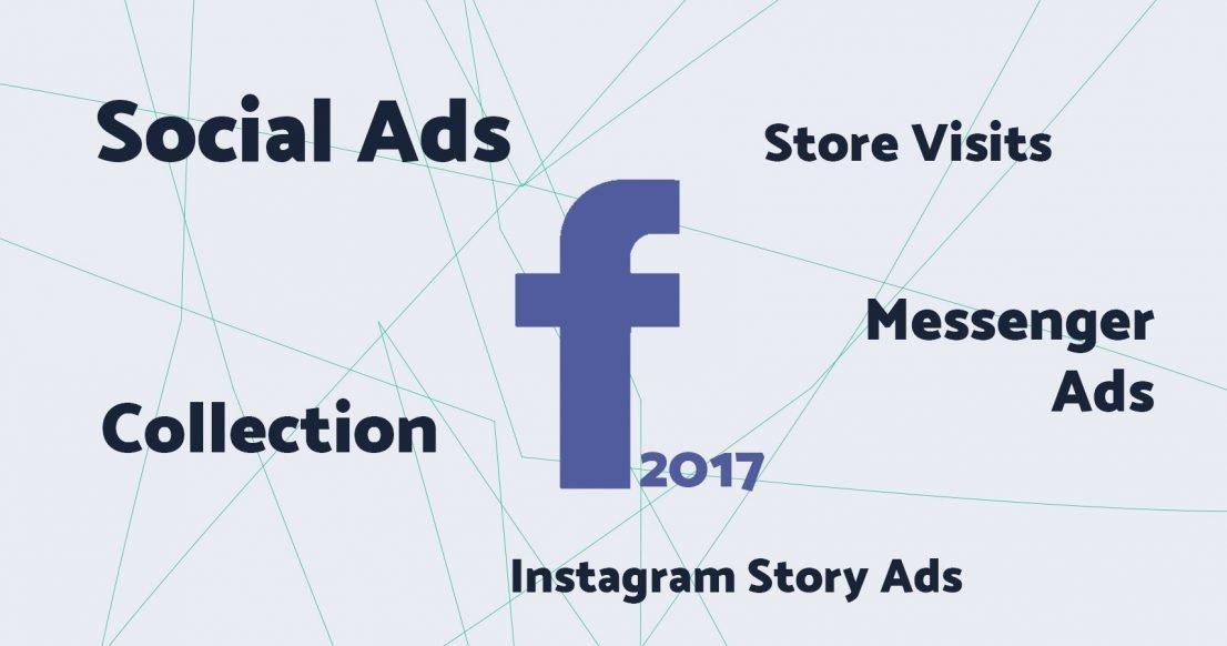 Jahresrückblick 2017 - Social Ads