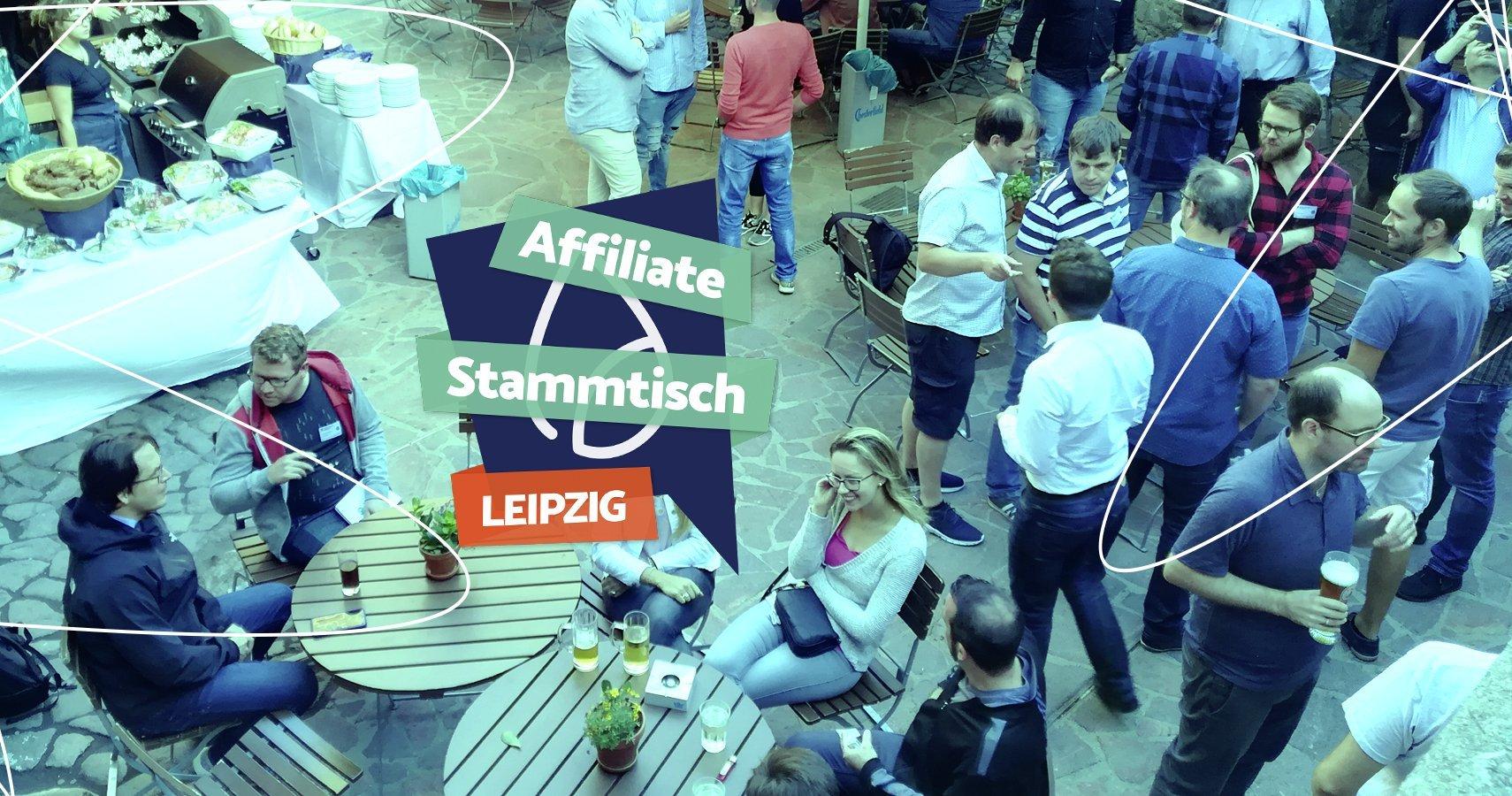Recap: Affiliate Stammtisch Leipzig 2018