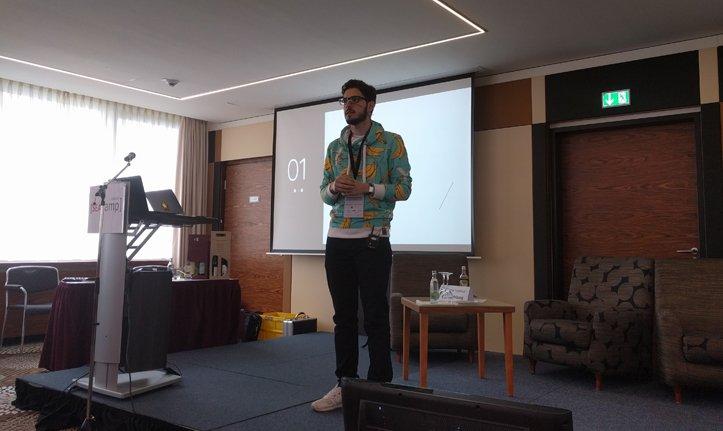 SEAcamp Jena 2017 Farschid Ffshaghmohammadi