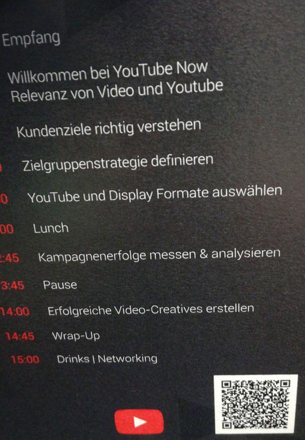 adseed - YouTube Now Hamburg
